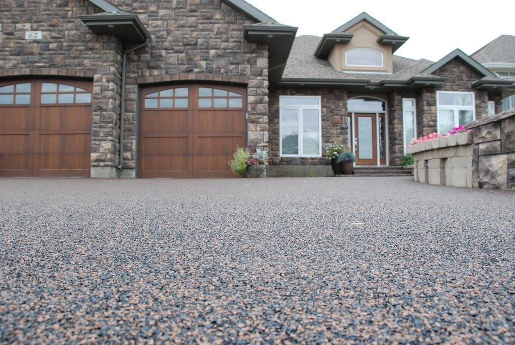 vancouver safety surfacing driveway paving