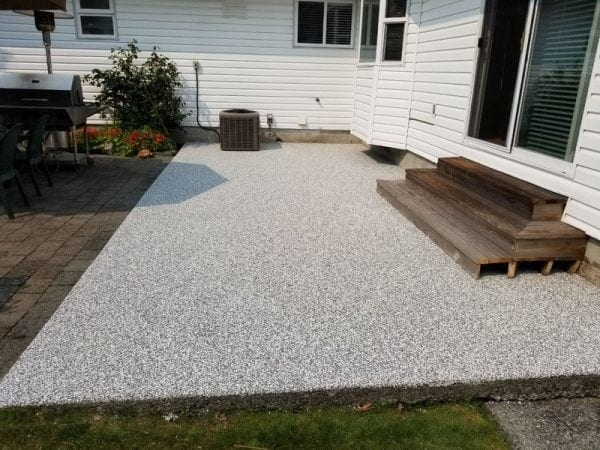 After Image of rubber surfacing from Vancouver Safety Surfacing