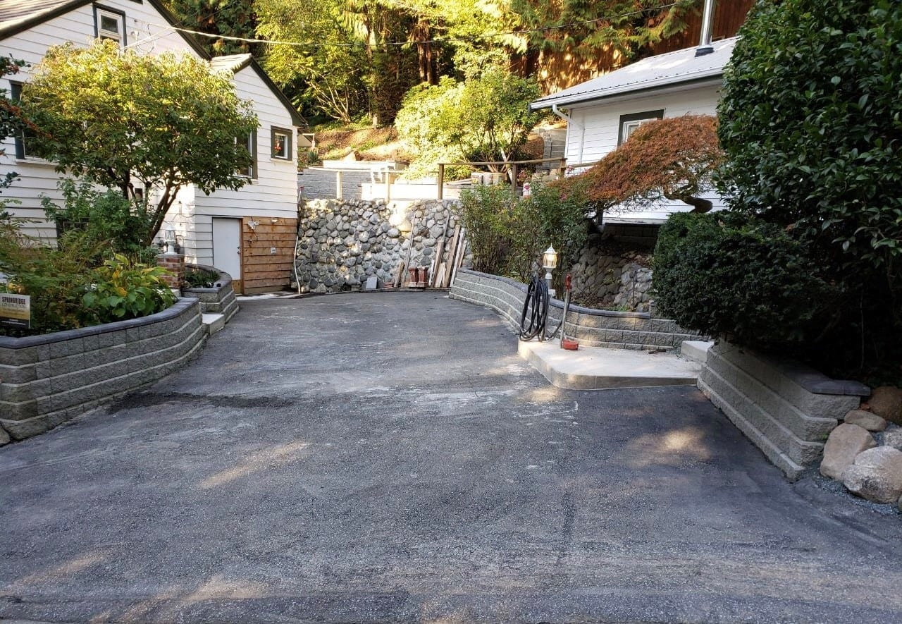 Driveway1Before