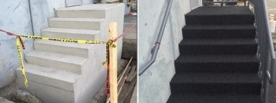 commercial-gallery-stairs-before-after