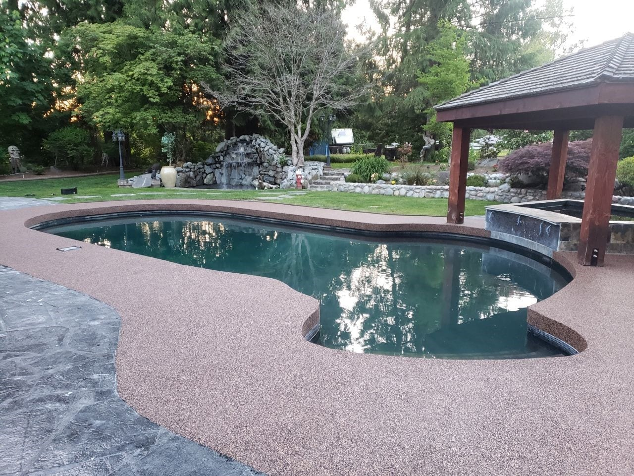 Pool Deck After 1